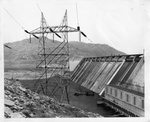 Transmission Towers, Grand Coulee Dam