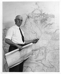 Frank Banks and Columbia Basin Map