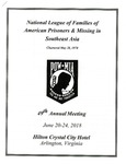 National League of Families of American Prisoners and Missing in Southeast Asia 49th Annual Meeting