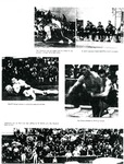 Central Washington State College Yearbook Page by San Dewayne Francisco
