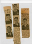 News Clippings:Air Force Graduation from Flight School by San Dewayne Francisco