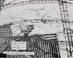 Horizontal Plan of Northwestern Improvement Company (NWI) # 9 Mine at Roslyn, Washington