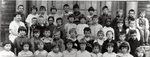 Class photo, Roslyn, Washington