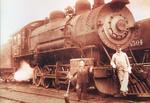 Northern Pacific Railway---Engine #1219