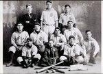 Baseball team, Roslyn, Washington