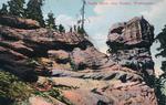 Castle Rock, near Roslyn, Washington
