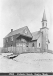 Catholic church in Roslyn, Washington