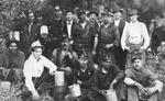 Coal miners for the Northwestern Improvement (NWI) Company, Roslyn, Washington
