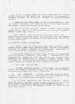 Women's Center: Summary of Activities, page 2