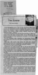 "Newspaper Clippings: ""The Scene"" [Yakima Herald Republic]"
