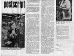 Newspaper Clippings: Ellensburg Postscript (cont.)