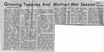 Newspaper Clippings: In The Wake Of Women's Conference (Section Three)