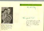 Central Washington State College Women's Center Scrapbook, page 22