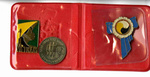 International Women's Year, Berlin, Commemorative Coin Case