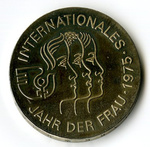 International Women's Year, Berlin, Commemorative Coin