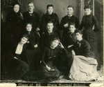 Washington State Normal School, Class of 1892 by Central Washington University