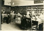 Washington State Normal School, library by Central Washington University