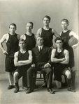 Washington State Normal School, basketball team by Central Washington University