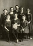 Washington State Normal School, women's basketball team by Central Washington University