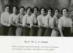 Young Women's Christian Association at Washington State Normal School, 1911-1912 by Central Washington University